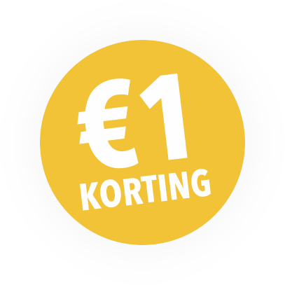 1 euro de reduction